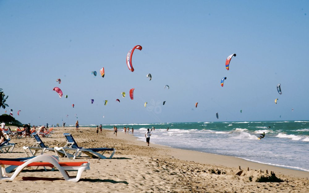 Kite Beach, Dominican Republic