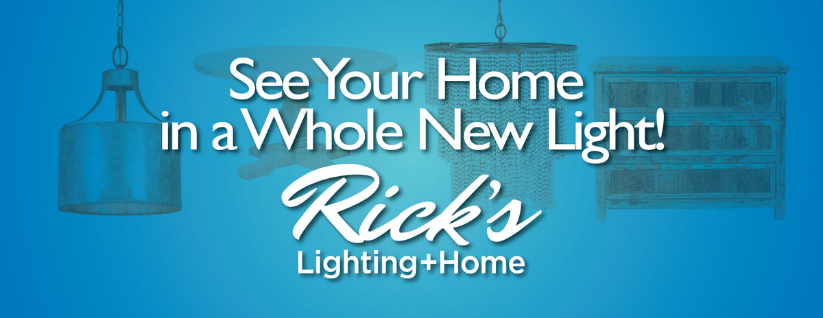 Rick's Lighting + Home