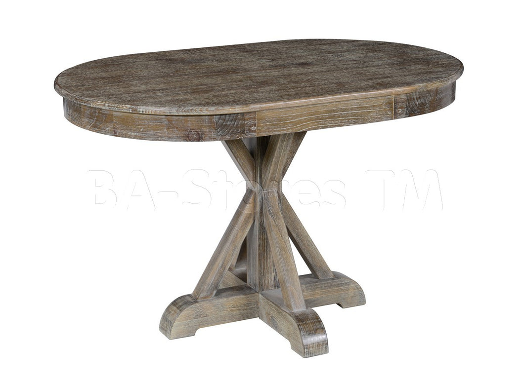 Pine Oval Dining Table