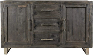 Mango Ebony Wood Sideboard