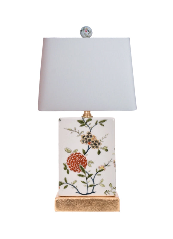 Porcelain Mini Table Lamp