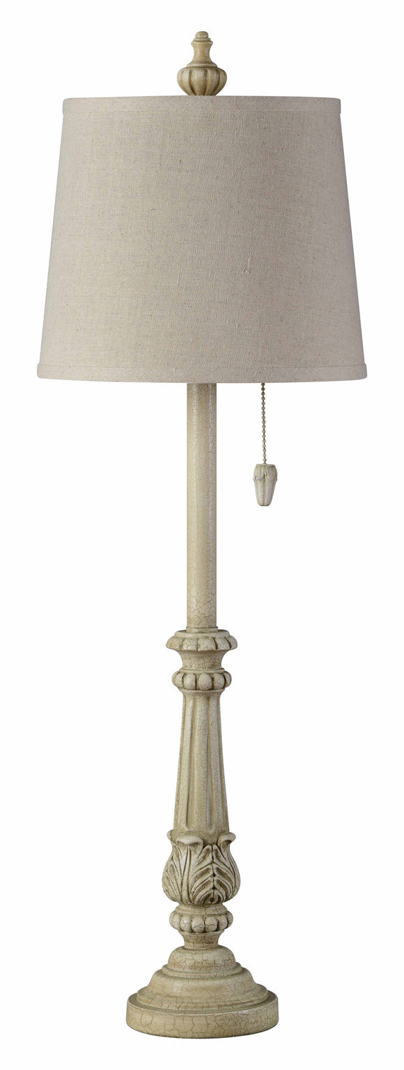 Traditional Buffet Lamp