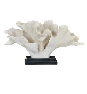 Fan Coral Table Top Statue