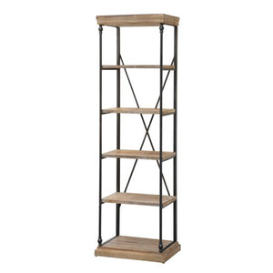 COMING SOON - Metal and Wood Etagere