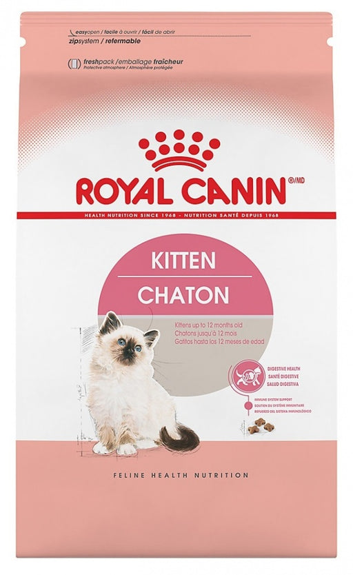 Royal Canin Feline Health Nutrition Kitten Dry Kitten Food