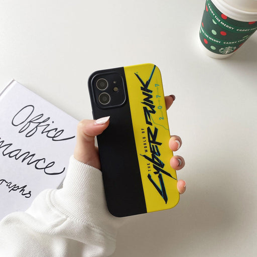 Cyberpunk 2077 Iphone12 Mobile Phone Case