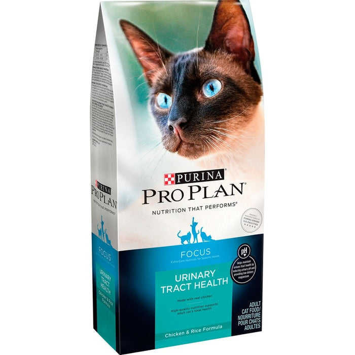 Purina Pro Plan Focus Urinary Tract Health Formula Adult Dry Cat Food