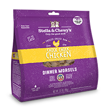 Stella & Chewy's Frozen Chick, Chick Chicken Dinner Morsels For Cats
