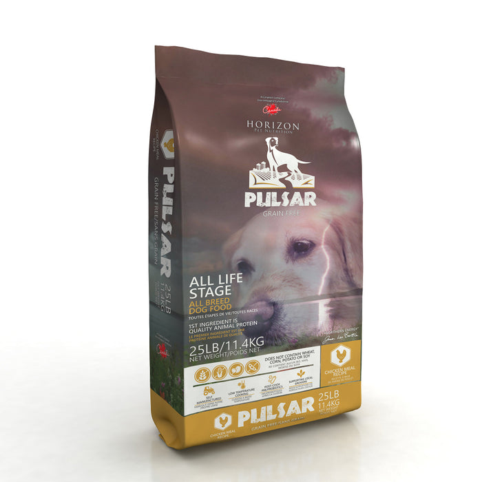 Horizon Pulsar Grain Free Chicken Dry Dog Food