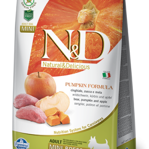 Farmina Natural & Delicious Grain-Free Pumpkin Boar & Apple