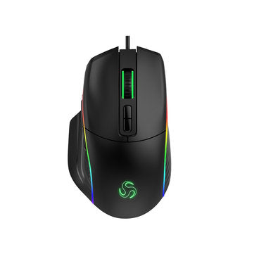 G620 10000DPI 8 Buttons RGB Backlight USB Wried Optical Gaming Mouse