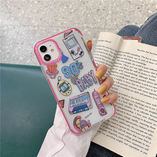 Trendy personality phone case