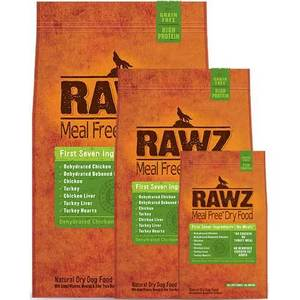 RAWZ Meal Free Dry Food - Dehydrated