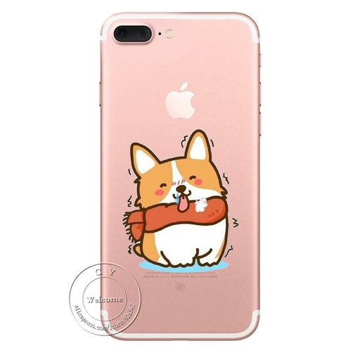 Keji Shiba In Mobile Phone Case