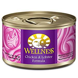 Health Chicken & Lobster Formula Canned Cat Food
