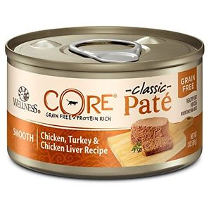 Turkey & Chicken Liver Formula Canned Cat Food
