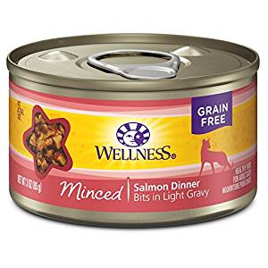 Minced Salmon Dinner Grain-Free Canned Cat Food