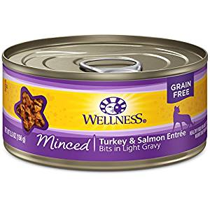 Sliced Turkey & Salmon Dinner Grain-Free Canned Cat Food