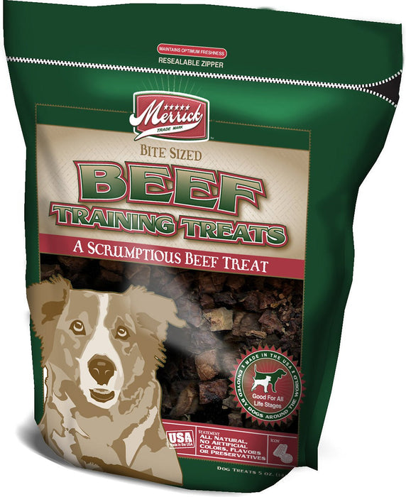 Beef Training Dog Treats