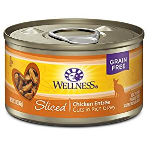 Sliced Chicken Entree Grain-Free Canned Cat Food
