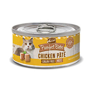 Grain-Free Chicken Pate Canned Cat Food