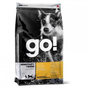 Go! Sensitivity + Shine Limited Ingredient Diet Duck Recipe Grain-Free Dry Dog Food