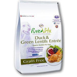 Grain Free Duck & Green Lentils