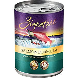 Zignature Salmon Limited Ingredient Formula Grain-Free Canned Dog Food