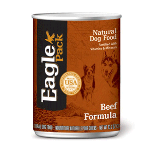 Beef Formula Canned Dog Food