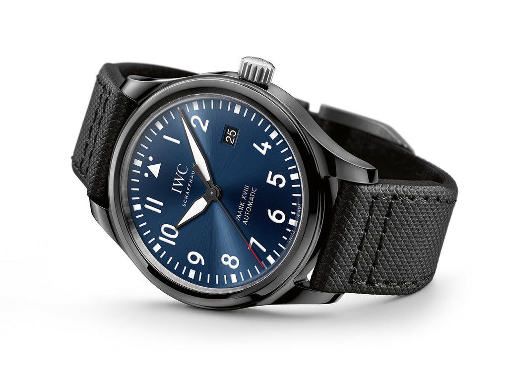 Часы The Pilot's Watch Mark XVIII  «Laureus Sport for Good Foundation»