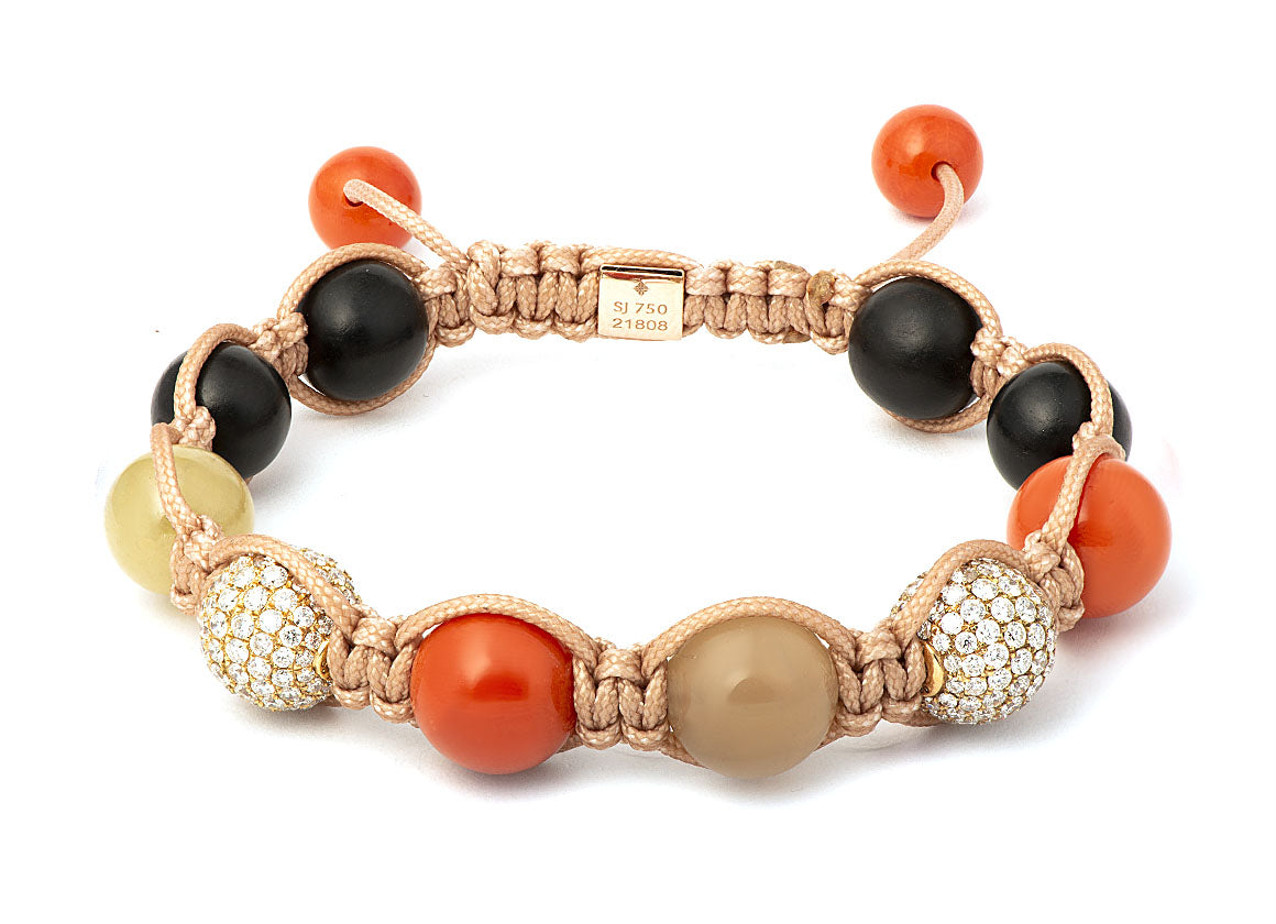 Shamballa Coral - Crystal group