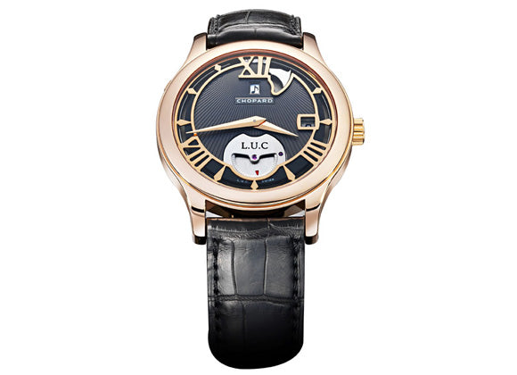 Chopard watches L.U.C Strike One - Crystal group