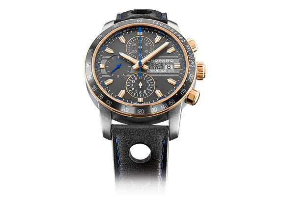 Chopard watches Grand Prix de Monaco Historique Chronograph 2012 - Crystal group