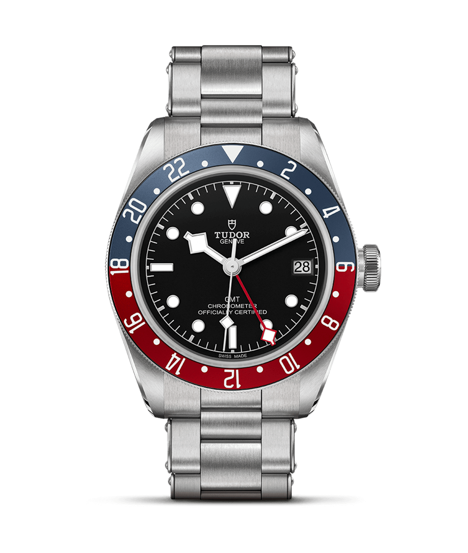 Tudor Black Bay GMT «Pepsi» - Crystal group