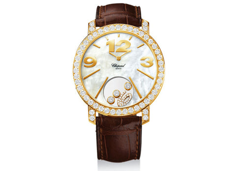 Chopard watches Happy Diamonds Happy Time - Crystal group