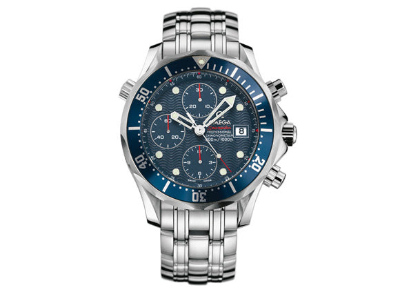 Omega Seamaster Diver 300M - Crystal group