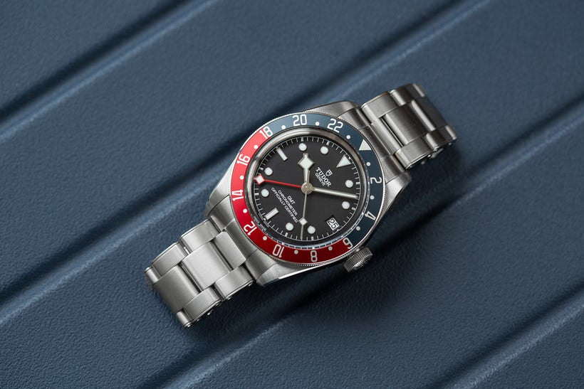 Tudor Black Bay GMT «Pepsi»