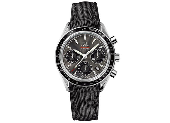 Omega Speedmaster Date Chronograph - Crystal group