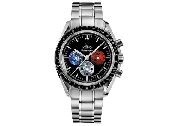 Omega Speedmaster MoonwatchProfessional - Crystal group