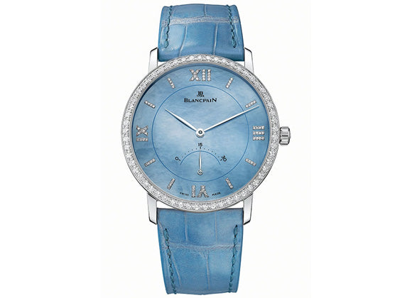Blancpain Villeret - Crystal group