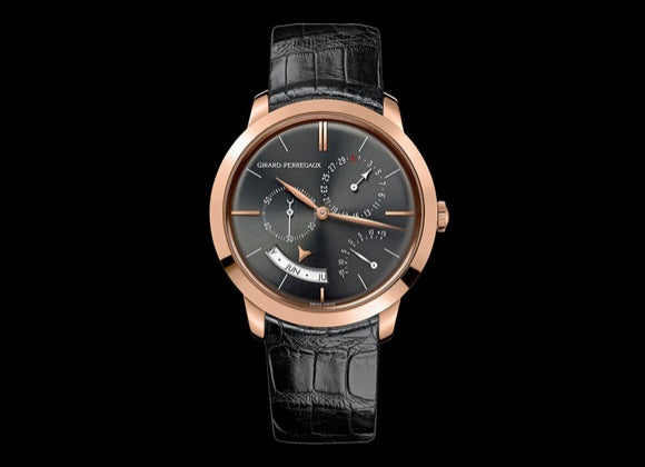 Girard-Perregaux Girard-Perregaux 1966 Annual calendar and equation of time - Crystal group