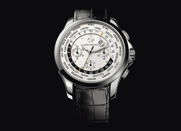 Girard-Perregaux Traveller WW.TC - Crystal group