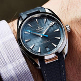 Omega Seamaster Aqua Terra 150m Co-Axial Master Chronometer - Crystal group