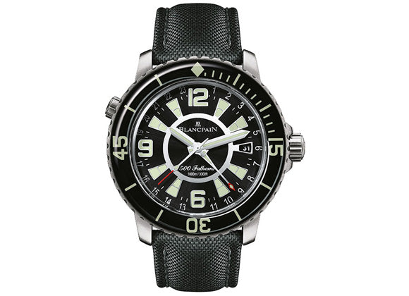 Blancpain Fifty Fathoms - Crystal group