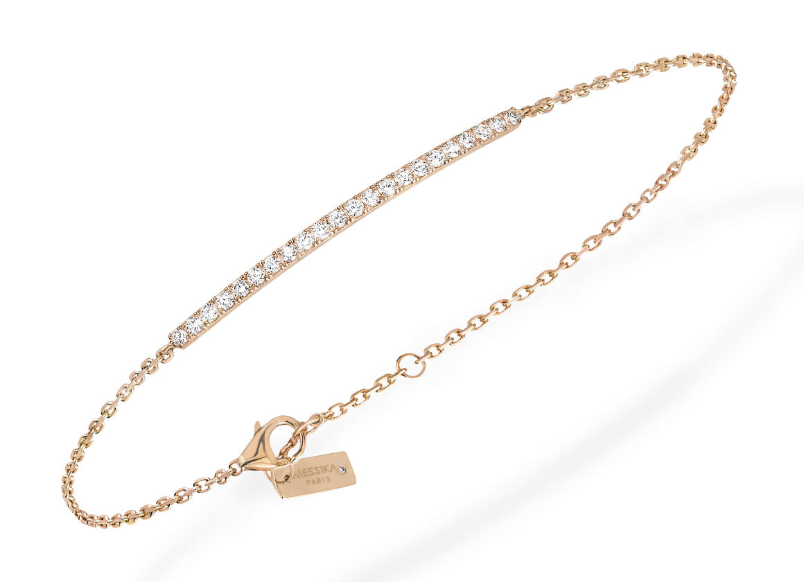 Messika Gatsby bar bracelet