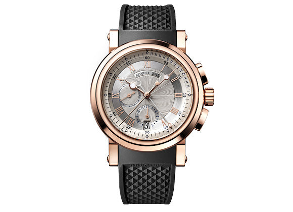 Breguet Marine Rose Gold Chrono - Crystal group