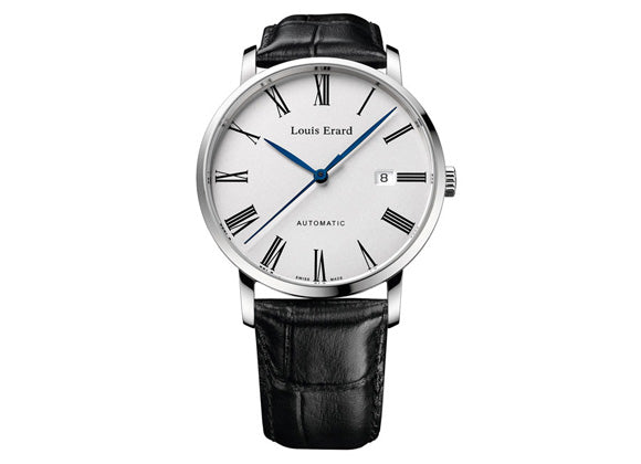 Louis Erard Excellence Date - Crystal group