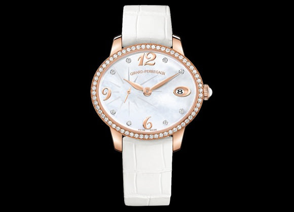 Girard-Perregaux Cat's Eye Small Second - Crystal group