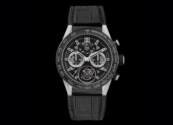 TAG Heuer Carrera Tourbillon Heuer 02-T - Crystal group