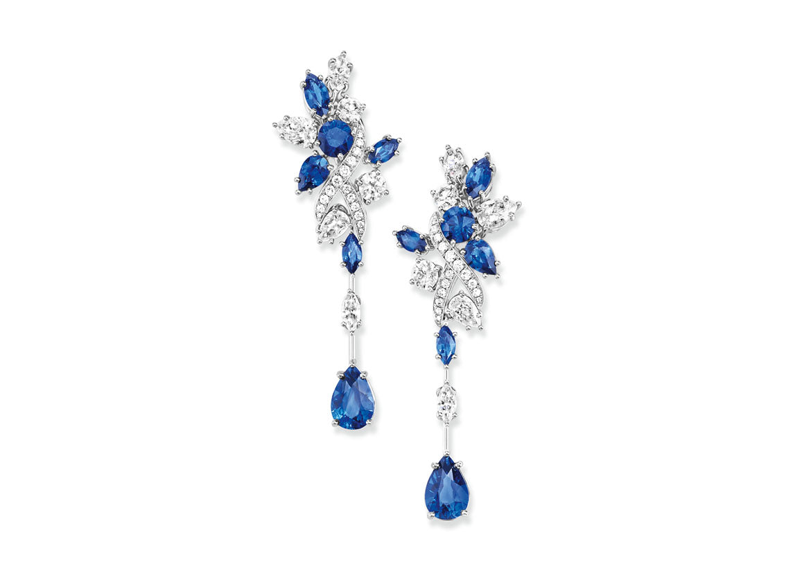 Harry Winston Secret Cluster - Crystal group